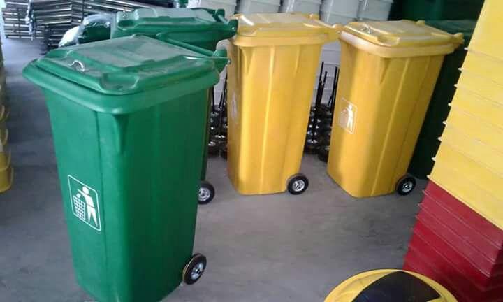 tempat sampah fiber sulo