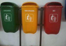 Jual tong sampah fiber di cipayung jakarta timur
