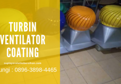 Jual turbin ventilator