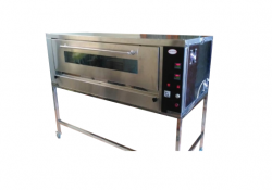 oven gas industri