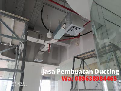 jasa pembuatan ducting di jabodetabeka